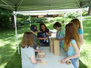camp photo from ArchiCamp 2015