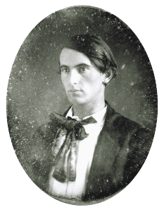 Lew Wallace in the 1850s
