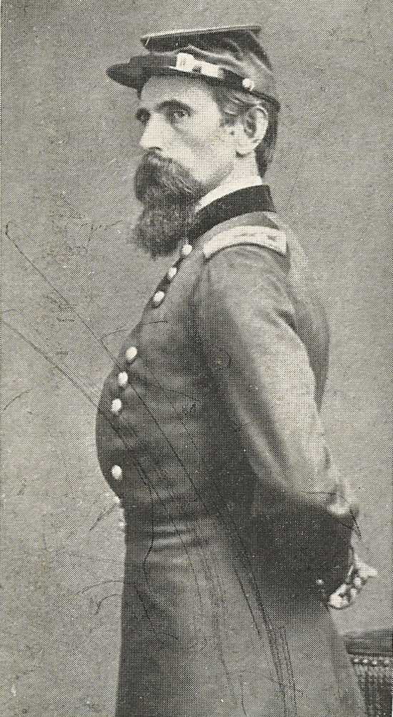 Lew Wallace the soldier in Full Dress Uniform