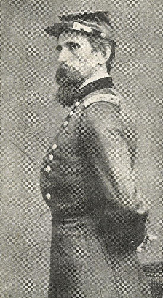 Gen. Lew Wallace in full dress uniform