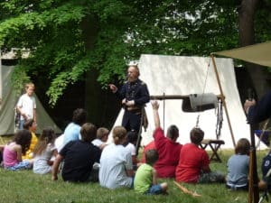 Book Club: Brave Men @ General Lew Wallace Study & Museum
