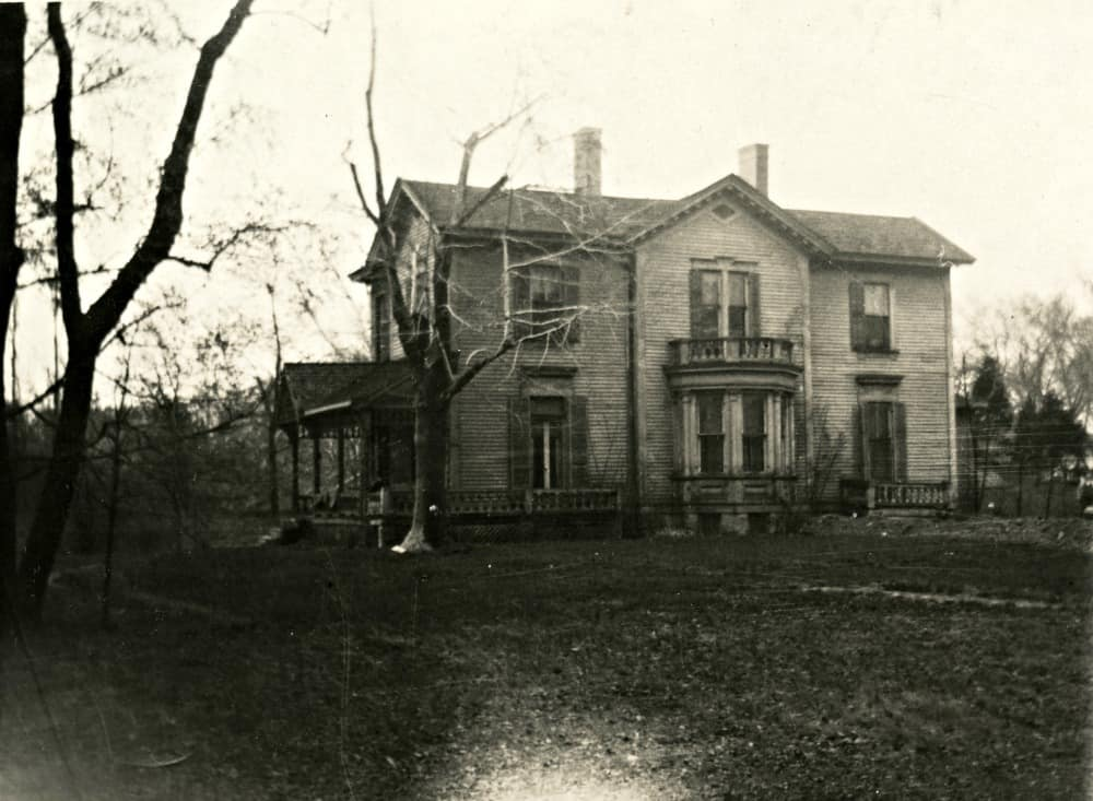 Lew wallace home pictures.