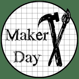 Maker Day Logo sketchy