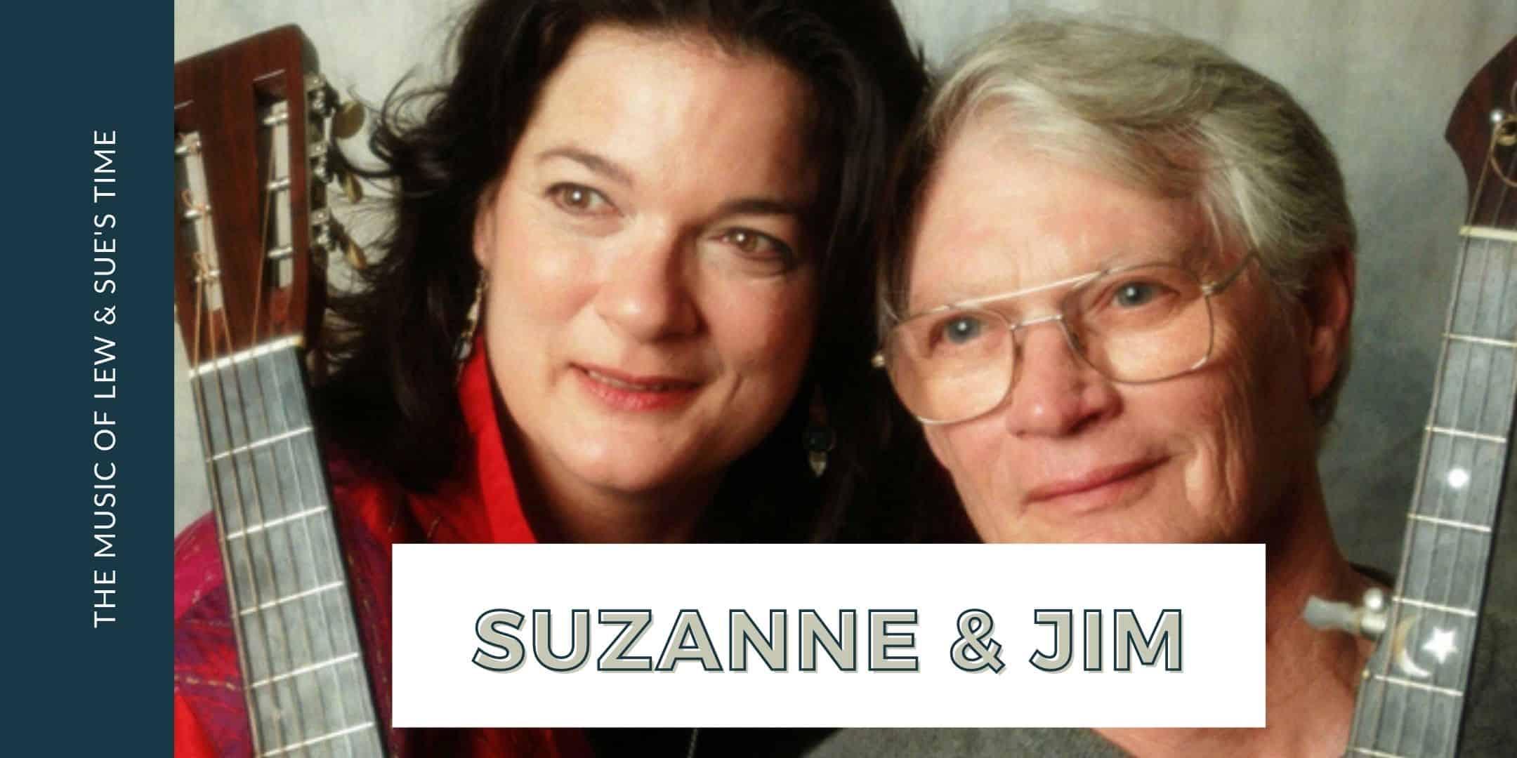 Suzanne and Jim Civil War music